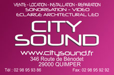 city sound_encart